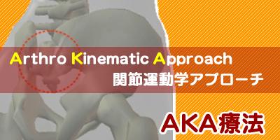 関節運動学アプローチAKA
